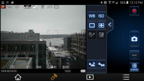 Medium Of Panasonic Image App