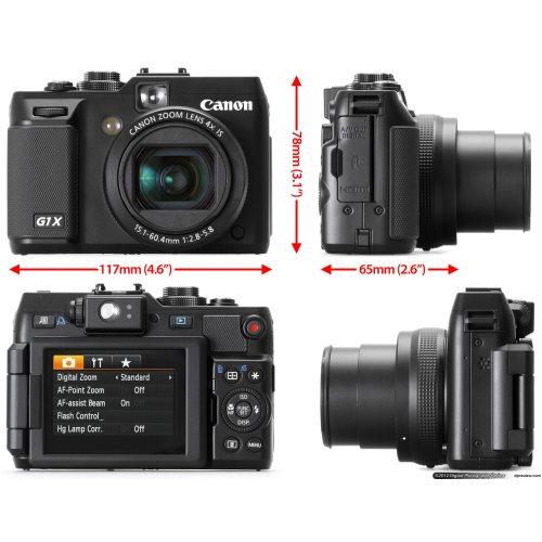 Medium Crop Of Canon G Series
