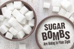 sugar bombs, sugar added in healthy foods