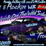 Racin' & Rockin' Radio: Troy Ray on October 12!