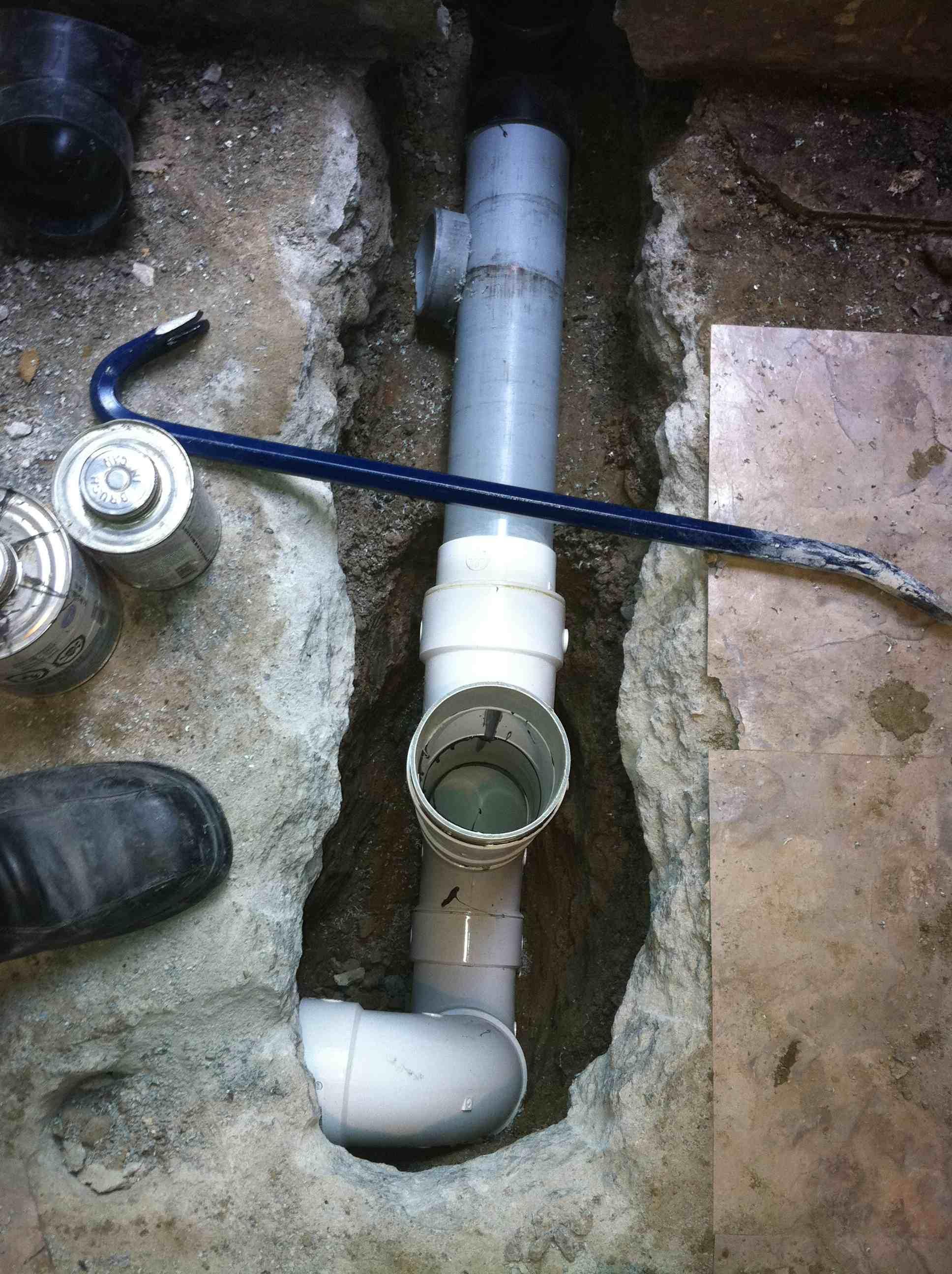 Emergency drain repair works in toronto mississauga and surroundings - Basement Drain Repair Toronto