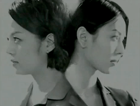 Sun-mi (Chae Rim) and young-mi (Kim So-young. All About Eve