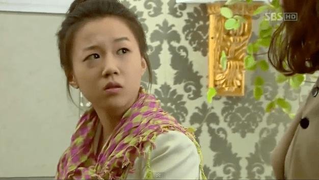 Gong Joo fight scene 1