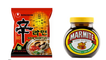 ramyun vs marmite