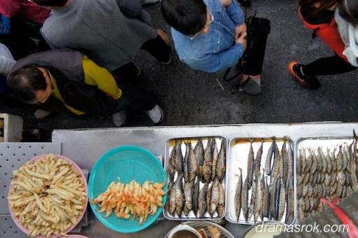 Sorae Port market