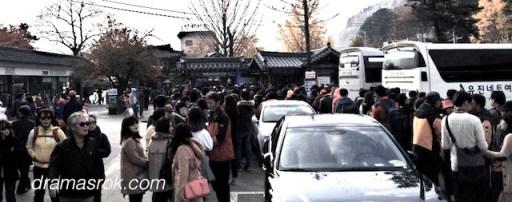 nami crowds