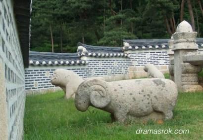 sukjong-tomb
