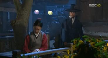 dong yi and king sukjong
