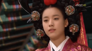 DY becomes a concubine