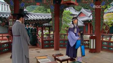 the crown prince and prince Youn Ing