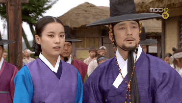king sukjong and dong yi