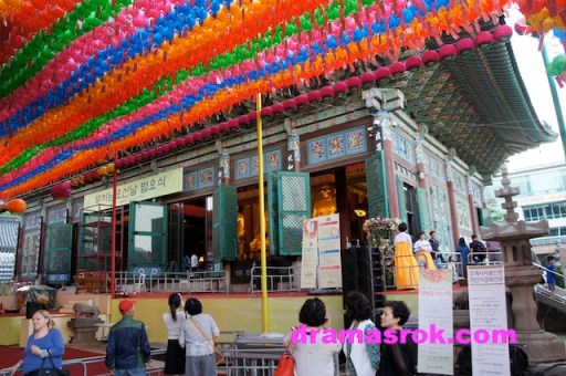 jogye temple