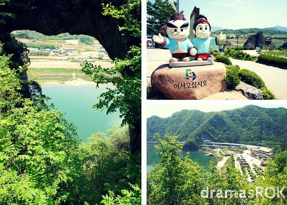 sights of danyang