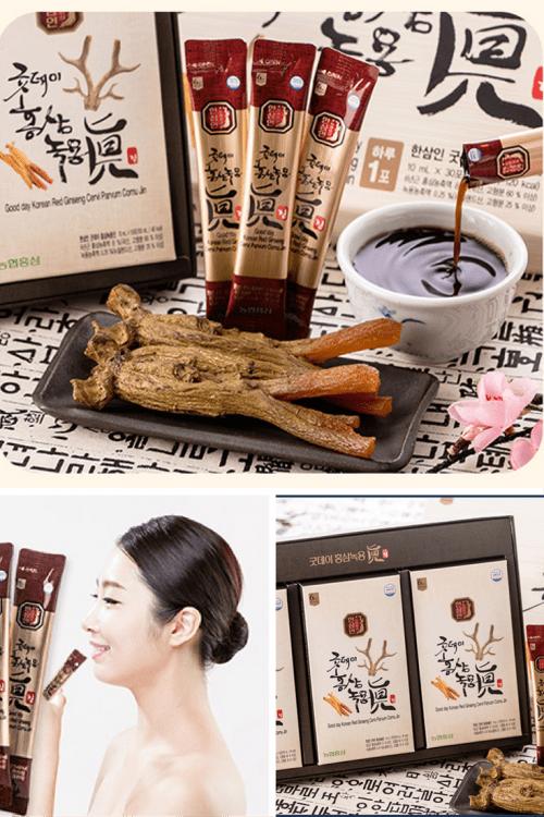 chuseok ginseng