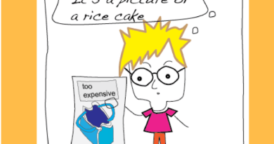picture of a rice cake