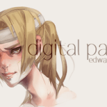 Digital Painting Walkthrough: Edward Elric