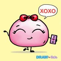 draw so cute mochi 3