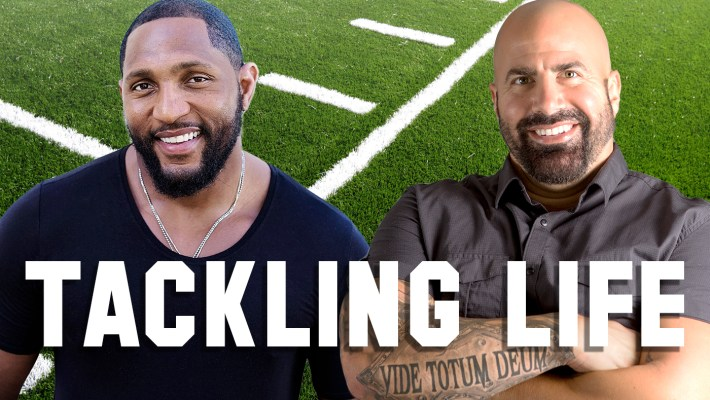 Introducing TACKLING LIFE