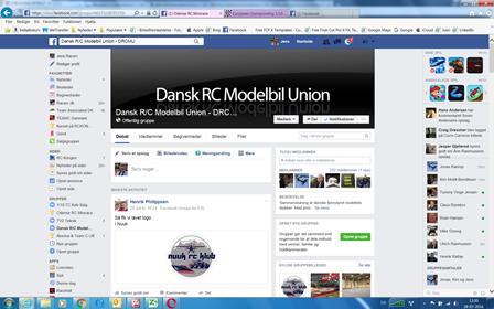 Besøg hos på facebook.