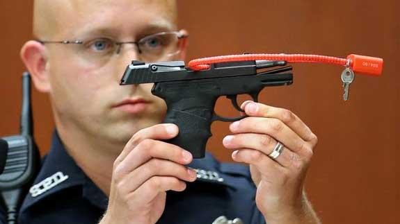 Time to Put the Gun Away? A Comment on the Auction of George Zimmerman's Gun