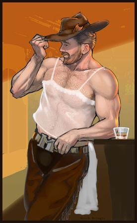 Butch McLogic PROMO---Self-Portrait