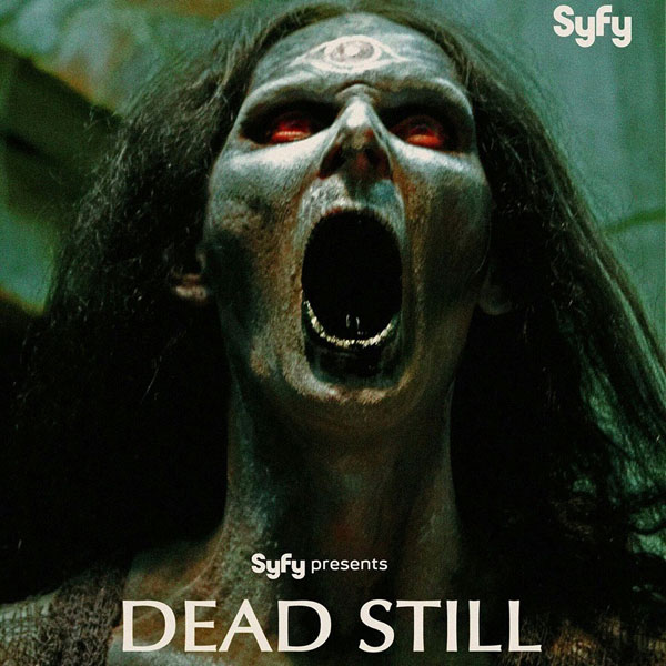 Syfy Plans to Be Dead Still in October; Behind-the-Scenes Photos and More!