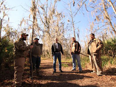 Destination America's New Series Swamp Monsters and Monsters Underground Explore the US's Scariest Places