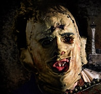 Leatherface Comes to Fright Dome in Las Vegas