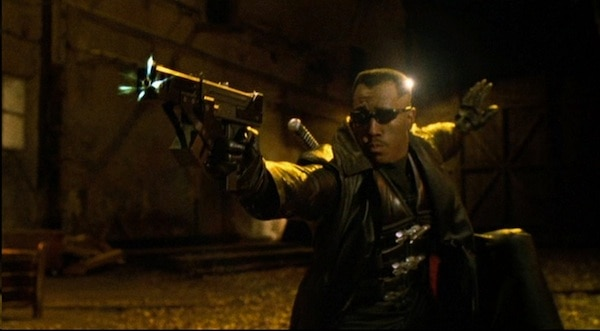 Wesley Snipes Wants to Do Another Blade