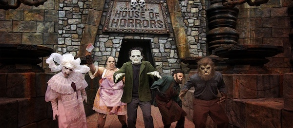 Universal Studios' House of Horrors Closing Up Shop