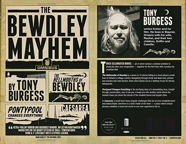 The Bewdley Mayhem by Tony Burgess