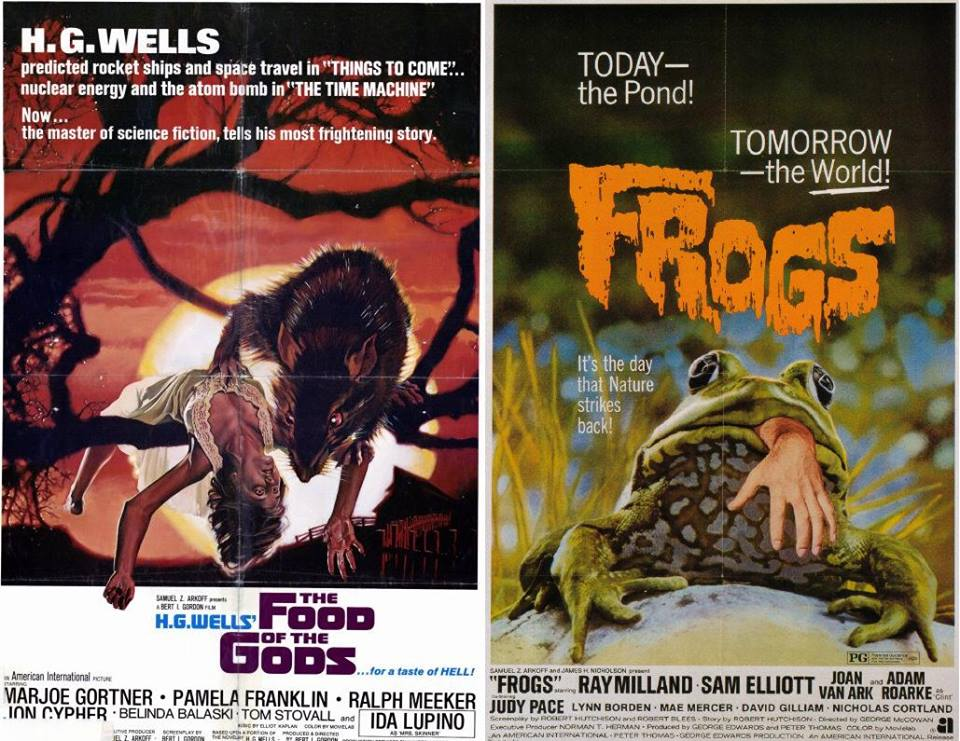 Frogs / Food of the Gods