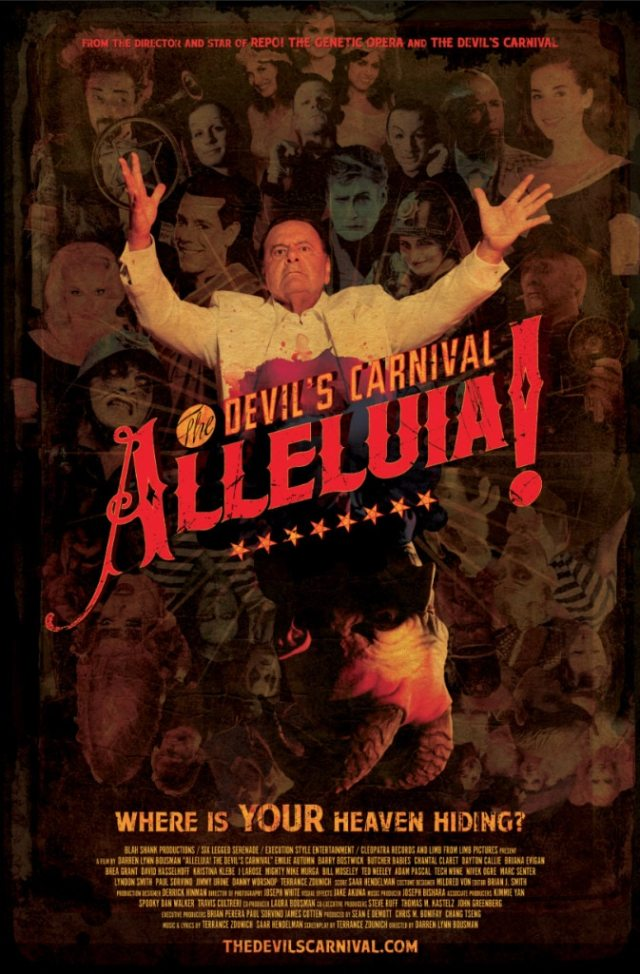 Devils Carnival A - Alleluia! The Devil's Carnival Salutes The Major