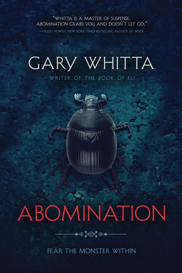 Whitta ABOMINATION CV - Author Gary Whitta Talks Abomination and the Monsters Within Us All