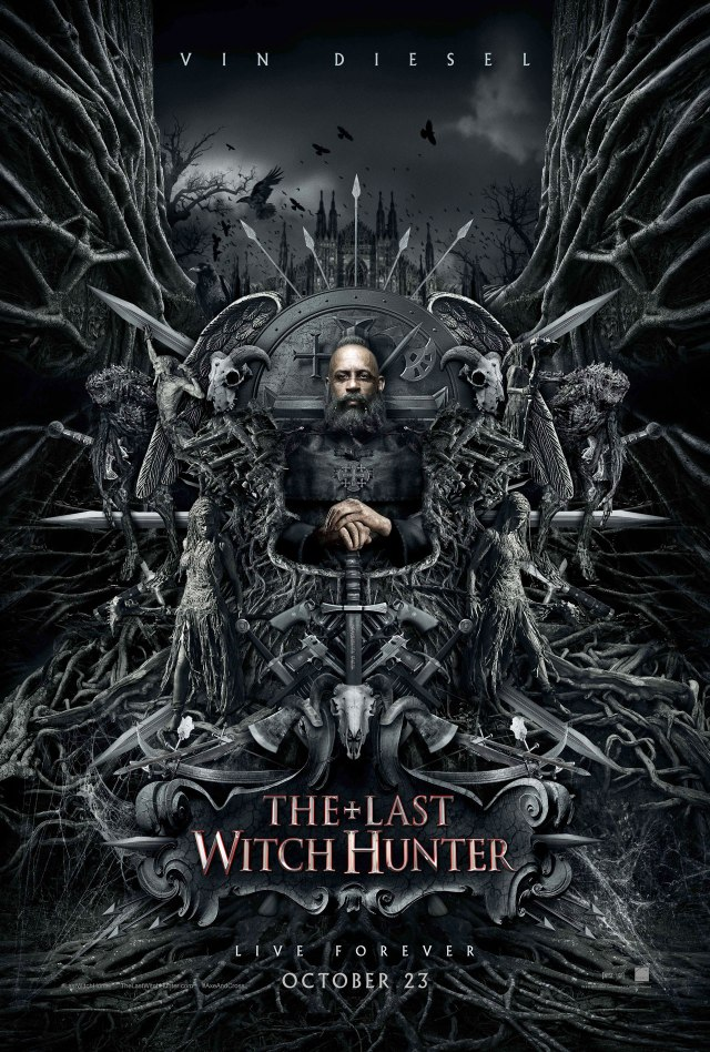 lastwitch sdcc2 - New Trailer for The Last Witch Hunter Will Live Forever