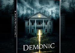 Demonic UK DVD Competition Image