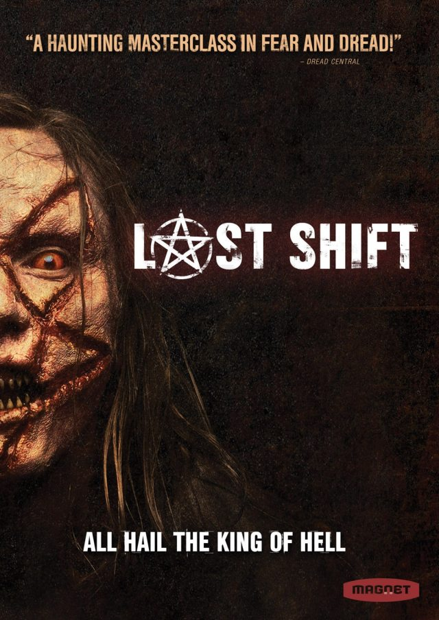 last shift - Last Shift Red-Band Trailer Reports for Duty!