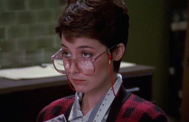 Annie potts returns to ghostbusters dread central
