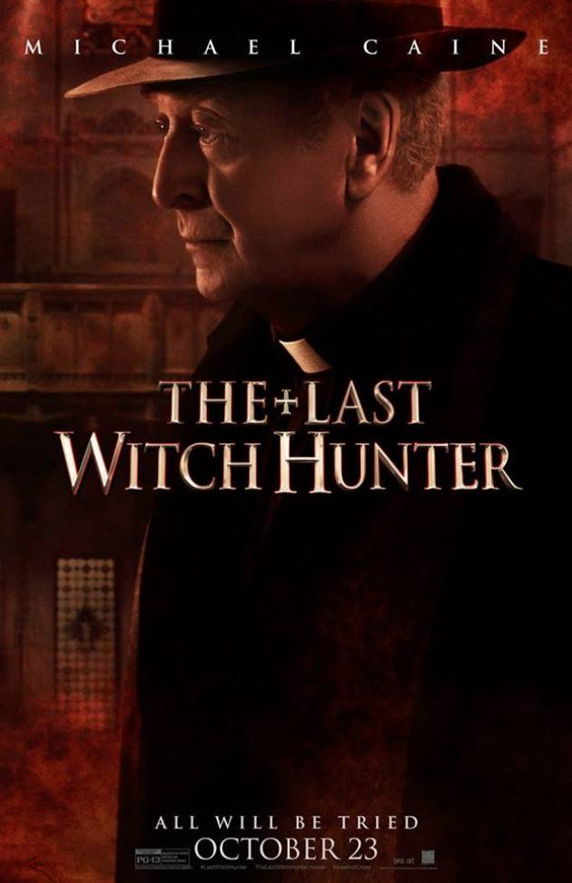 last witch hunter poster 3 - New The Last Witch Hunter TV Spots and Sizzle Reel Cast a Spell