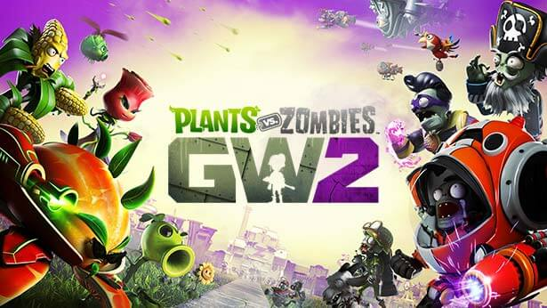 Plants vs. Zombies: GW2 Backyard Battleground Trailer ...