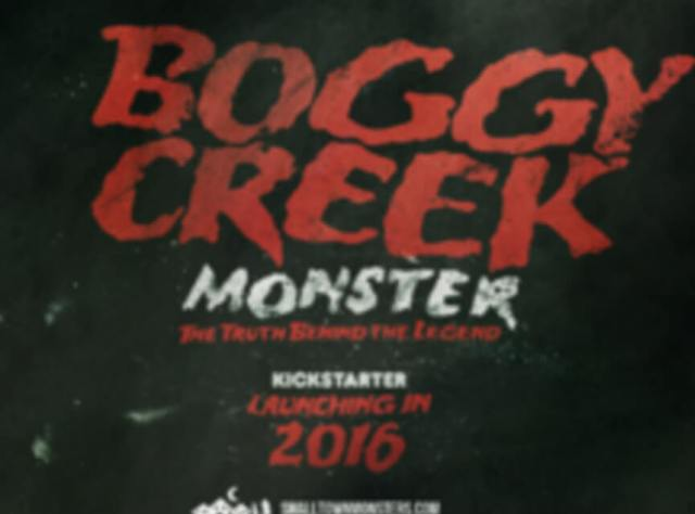 Boggy Creek film