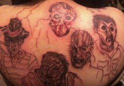 Worst Horror Tattoos