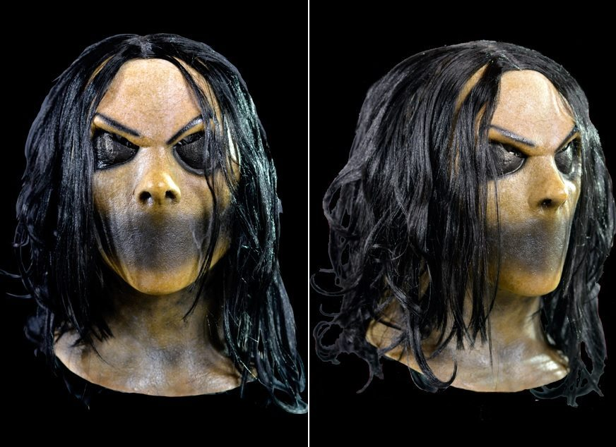 10 awesome horror movie masks coming this halloween season dread central - Masque halloween film ...