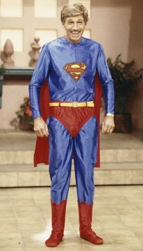 Superman Gary Collins edited