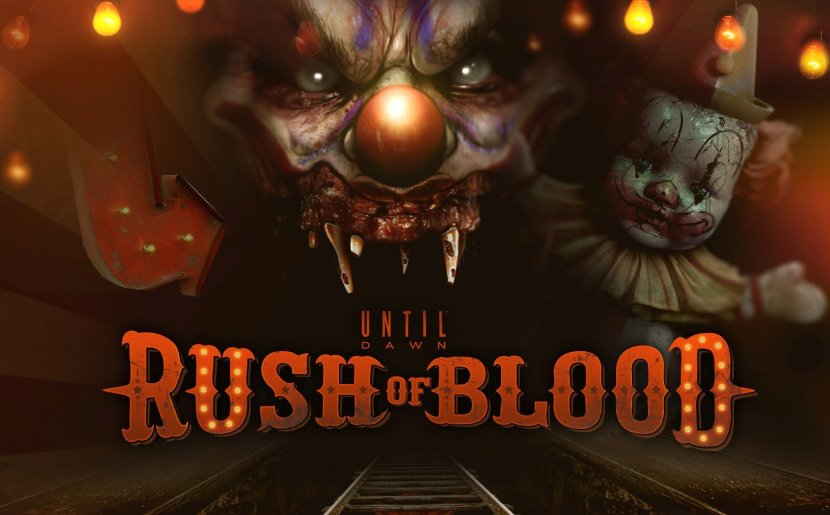 until dawn rush of blood clown