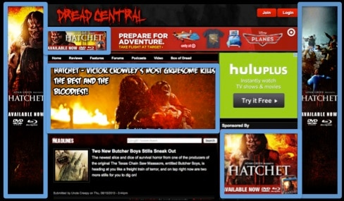 dreadcentral sponsorships available
