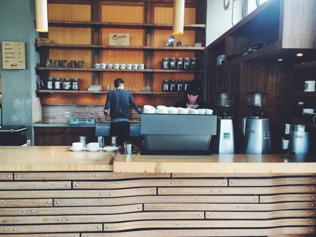 Coava Coffee Portland
