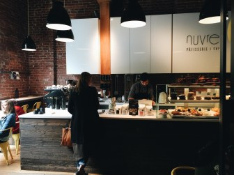 Nuvrei Fine Cakes & Pastries
