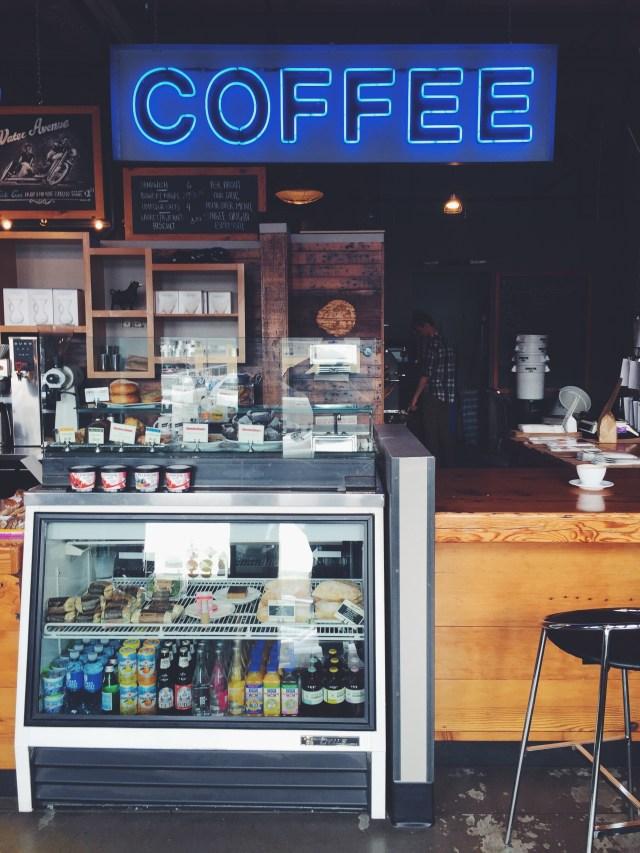 Water Avenue Coffee Portland