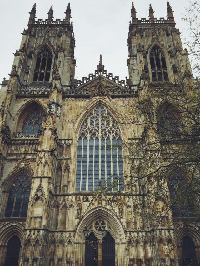 York Minster Cathedral, York